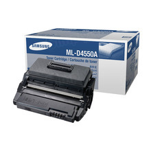 OEM Samsung ML-D4550A Black Laser Toner Cartridge 10K Page Yield