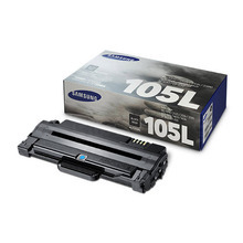 OEM Samsung MLT-D105L High Yield Black Laser Toner Cartridge 2.5K Page Yield