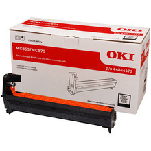 OEM Black Laser Drum Cartridge (30,000 Pages) for Okidata 44844472 - MC853/873