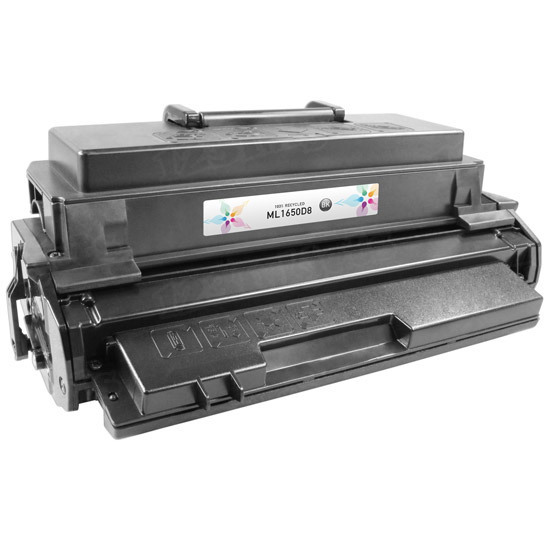 Compatible Alternative to Samsung ML-1650D8 Black Toner for the ML-1650, ML-1651