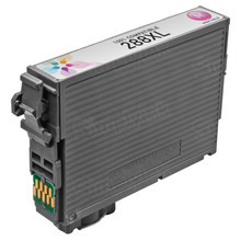Remanufactured Epson T288XL320 (288XL) High Yield Magenta Ink Cartridges