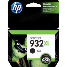 Original HP 932XL Black Ink Cartridge in Retail Packaging (CN053AN) High-Yield