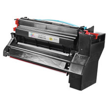 Lexmark Remanufactured Extra High Yield Yellow Laser Toner Cartridge, C782X1YG (C782/X782 Series) (15K Page Yield)