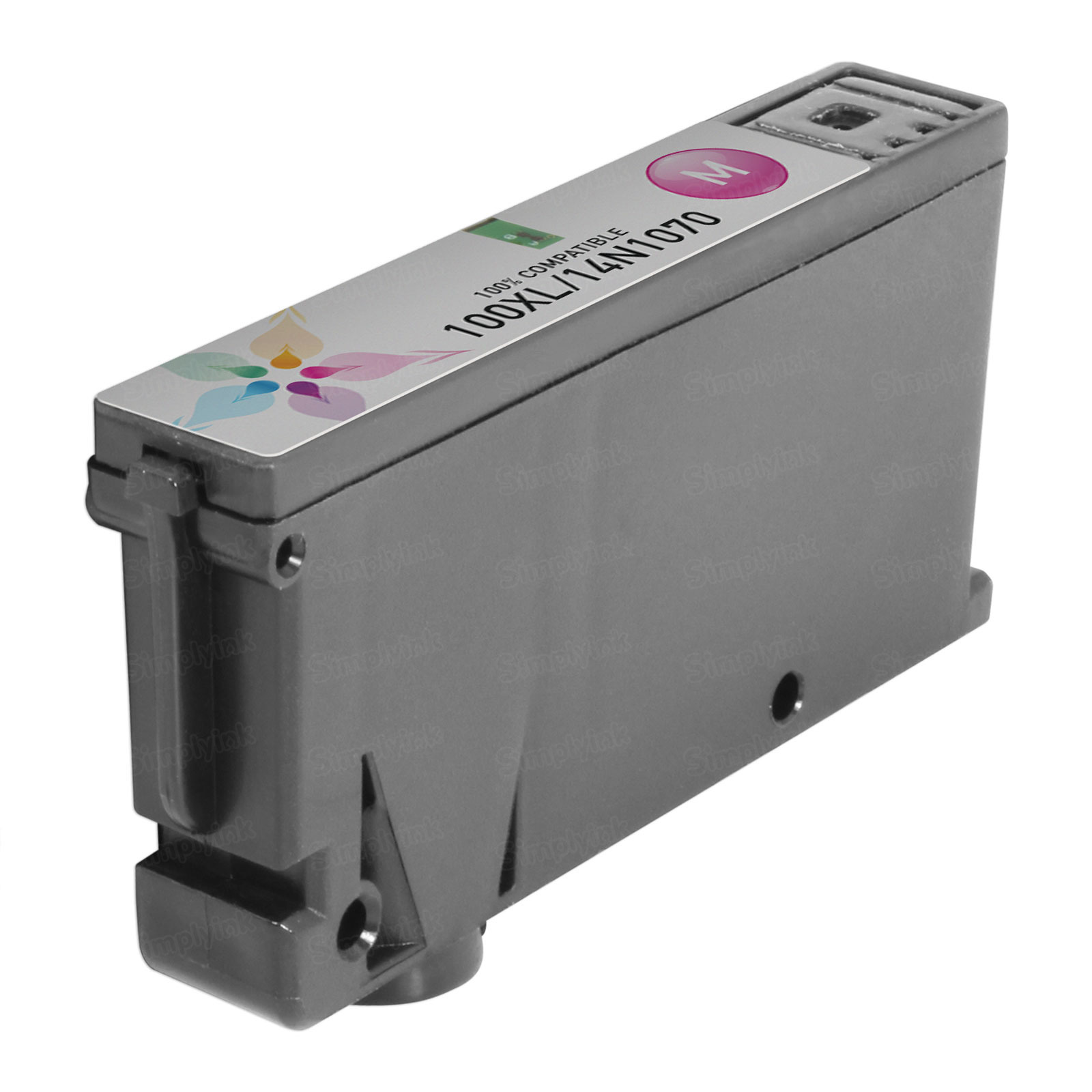 Lexmark Compatible 14N1070 Magenta Inkjet Cartridge