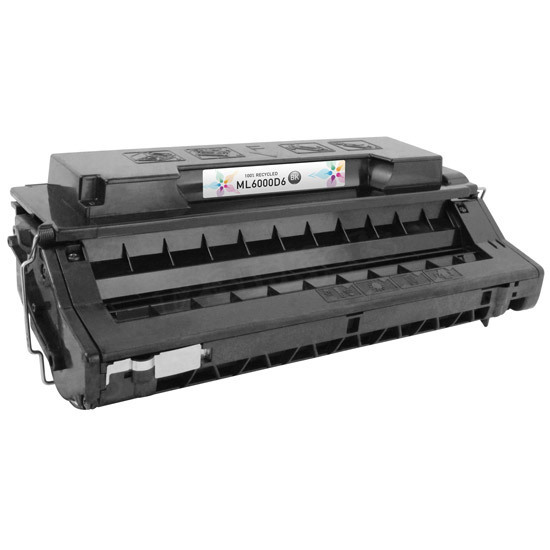 Compatible Alternative to Samsung ML-6000D6 Black Toner