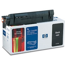 HP C4149A Black Original Toner Cartridge in Retail Packaging