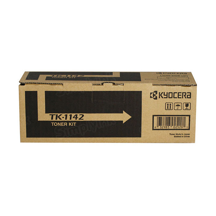 OEM Kyocera-Mita TK-1142 Black Toner Cartridge