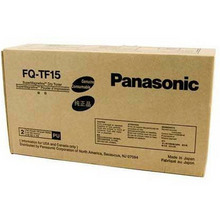 Panasonic OEM Black FQ-TF15 Toner Cartridge