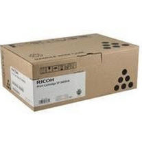 OEM Ricoh 406989 Black High-Yield Laser Toner Cartridge
