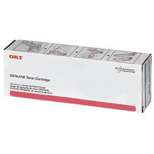Original Magenta Laser Toner Cartridge (10k) for Okidata 45396222 - MPS3537 or MPS4242 10K Page Yield