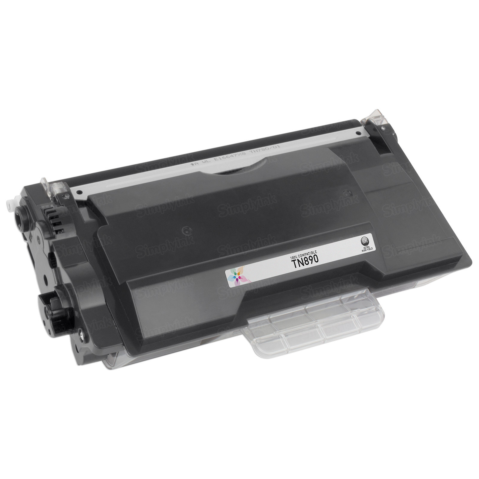 Compatible TN890 Ultra High Yield Black Toner for Brother