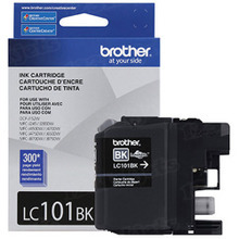 Brother LC101BK Black OEM Ink Cartridge