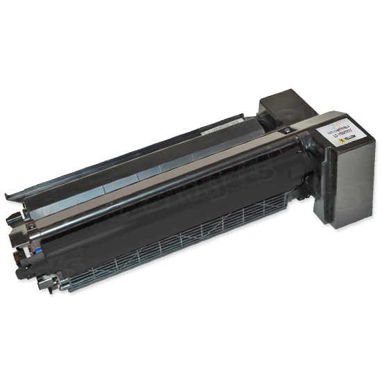 Compatible 15G032Y HY Yellow Toner Cartridge for Lexmark C752/C762