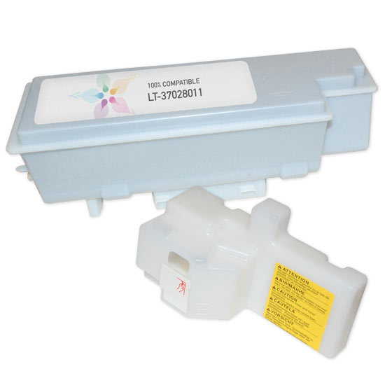 Kyocera Mita Compatible 37028011 Black Toner Cartridge