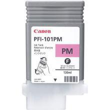 Canon PFI-101PM Photo Magenta OEM Ink Cartridge, 0888B001AA