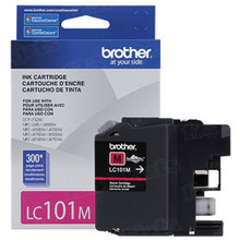 Brother LC101M Magenta OEM Ink Cartridge