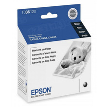 OEM Epson T036120 Black Ink Cartridge