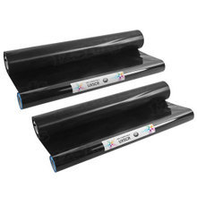 Compatible Sharp UX-5CR black Thermal Fax Roll (2 pack)
