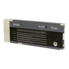 Original Epson T618100 Black Inkjet Cartridge (T6181) Extra High-Capacity