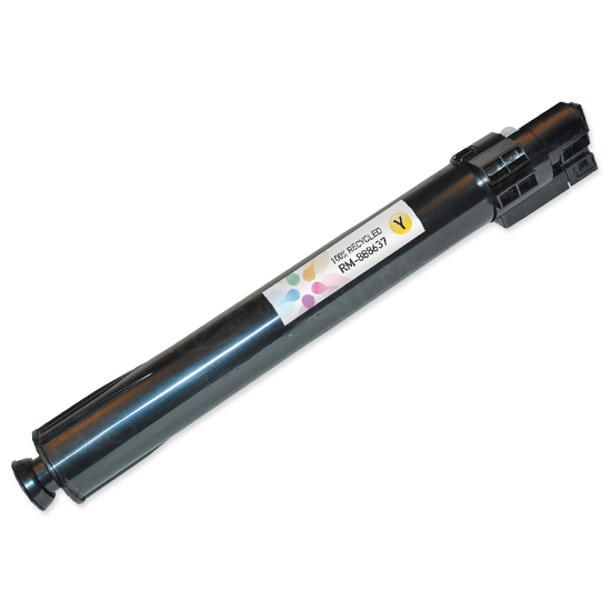 Ricoh Compatible 888637 / 884963 Yellow Toner