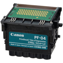 Canon PF-04 OEM Ink Cartridge Printhead, 3630B003AA
