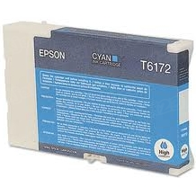 Original Epson T617200 Cyan Inkjet Cartridge (T6172) High-Capacity