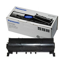 Panasonic OEM Black KX-FA87 Toner Cartridge