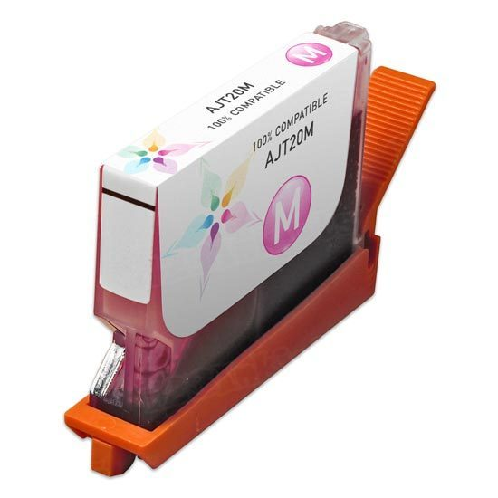 Compatible Sharp AJ-T20M Magenta Ink