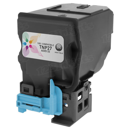 Compatible TNP27 High Yield Black Toner