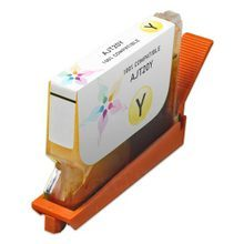 Compatible Sharp AJ-T20Y Yellow Ink Cartridges for the AJ-1800, AJ-2000, AJ-6010