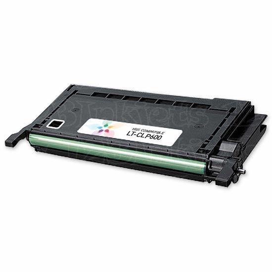 Compatible Alternative to Samsung CLP-K600A Black Toner for the CLP-600, CLP-650