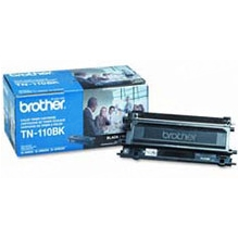 Brother OEM Black TN110BK Toner Cartridge