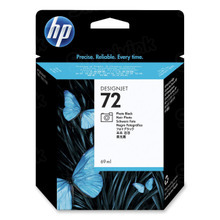 Original HP 72 Photo Black Ink Cartridge in Retail Packaging (C9397A)