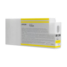 Original Epson T596400 Yellow 350 ml Inkjet Cartridge (T5964)