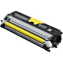 Konica Minolta OEM Yellow Laser Toner Cartridge, A0V305F (1,500 Page Yield)