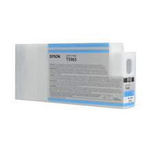 Original Epson T596500 Light Cyan 350 ml Inkjet Cartridge (T5965)