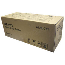 Original Konica-Minolta A1AU0Y1 Waste Toner Cartridge