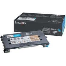 Lexmark OEM High Yield Cyan Laser Toner Cartridge, 20K1400 (C510 Series) (6.6K Page Yield)