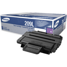 OEM Samsung MLT-D209L High Yield Black Laser Toner Cartridge 5K Page Yield