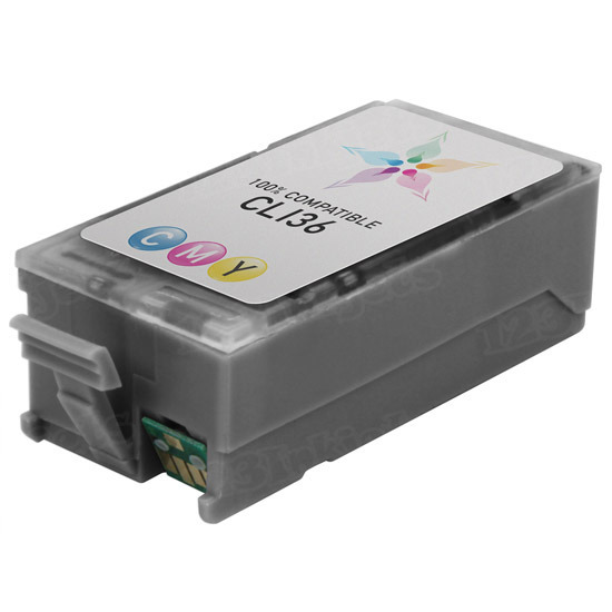 Canon Compatible CLI36 Color Ink