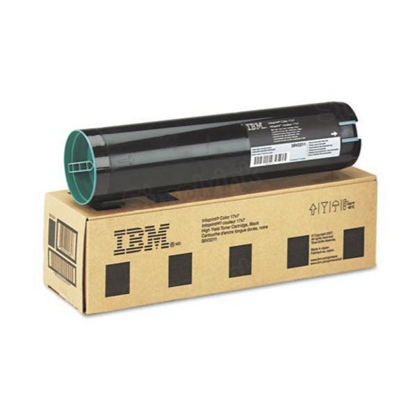 OEM IBM 39V2211 Black Toner Cartridge