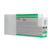 Original Epson T596B00 Green 350 ml Inkjet Cartridge (T596B)
