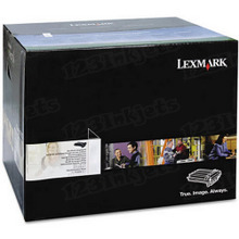Lexmark OEM High Yield Black Return Program Laser Toner Cartridge, 50F1H00 (5K Page Yield)