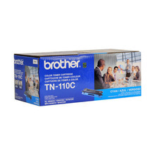 Brother OEM Cyan TN110C Toner Cartridge
