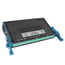 Remanufactured Replacement for Samsung CLT-C508L High Yield Cyan Laser Toner Cartridge for the CLP-620, CLP-670, CLX-6220 & CLX-6250 4K Page Yield