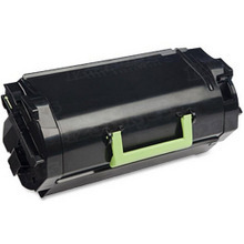 Lexmark OEM Black Return Program Laser Toner Cartridge, 52D1000 (MS810/MS811/MS812 Series) (6K Page Yield)