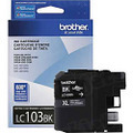 Brother LC103BK Black OEM High-Yield Ink Cartridge
