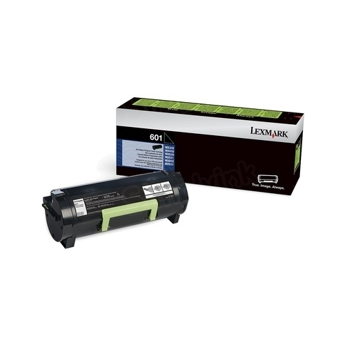 Lexmark Original Extra HY Black Return Program Toner, 52D1X00 (521X)