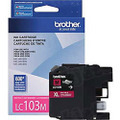 Brother LC103M Magenta OEM High-Yield Ink Cartridge