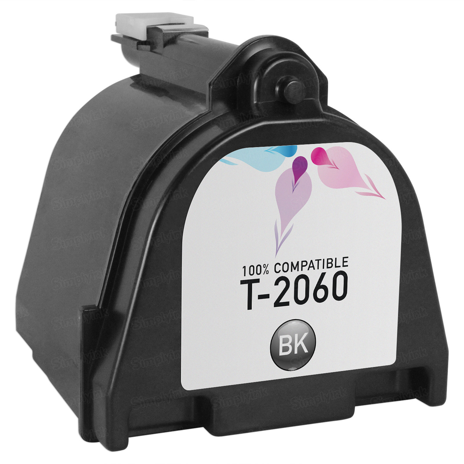 Compatible Toshiba T2060 Black Toner for the BD-2060, BD-2860
